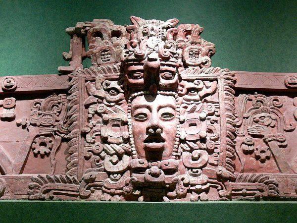 瑪雅文明   (圖片:維基共享資源/Wolfgang SauberCC BY-SA 3.0 )