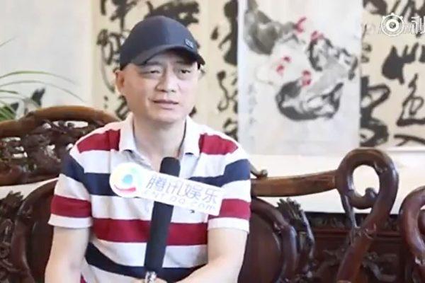 崔永元爆料本身也被指是一幕有势力幕后导演的狗血剧。(视频截图)