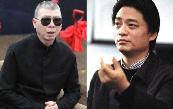 冯小刚(左)和崔永元(右)(网络图片)