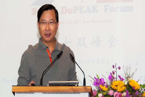 北京大学生命科学学院院长饶毅申请赴美签证被拒 网络图片