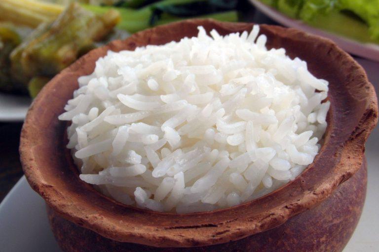 白米饭(Public Domain Pictures)