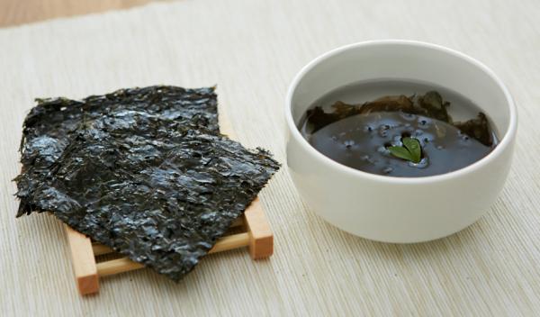 紫菜汤(网络图片)