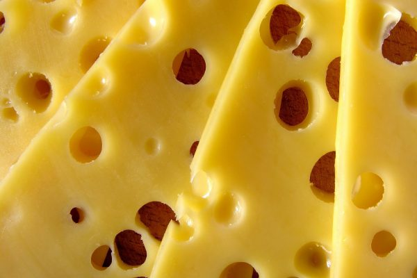 奶酪(pixabay)