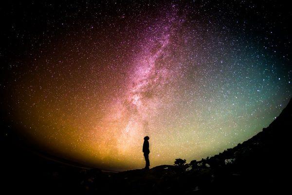 浩瀚宇宙:洪微大穹有多大?地球不如一粒沙!萬事萬物皆靈性,蒼生處處都有家!
