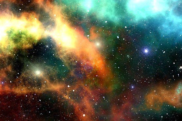 天文新发现:宇宙之大远超想象, 九成人类看不到。(图片: pixabay)