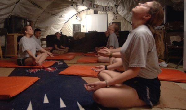 呼吸訓練(Air Force Medical Service)