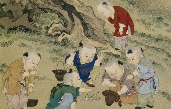 斗百草(图片:Wikimedia Commons)