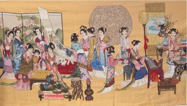 琴棋书画(图片来源: 网络)