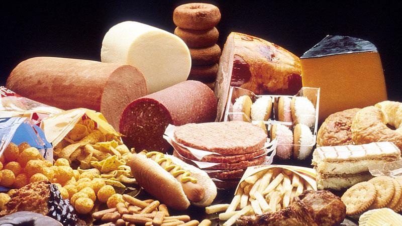高脂肪食物(pixabay)