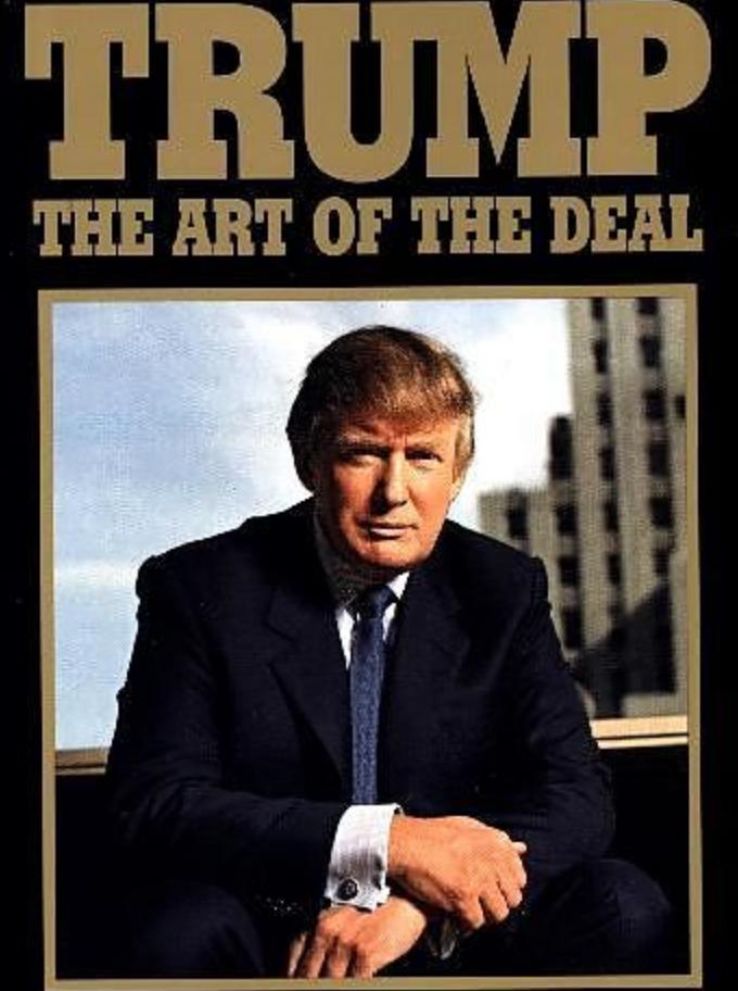 """未卜先知?32年前川普为新书签名:""""未来的总统"""""""