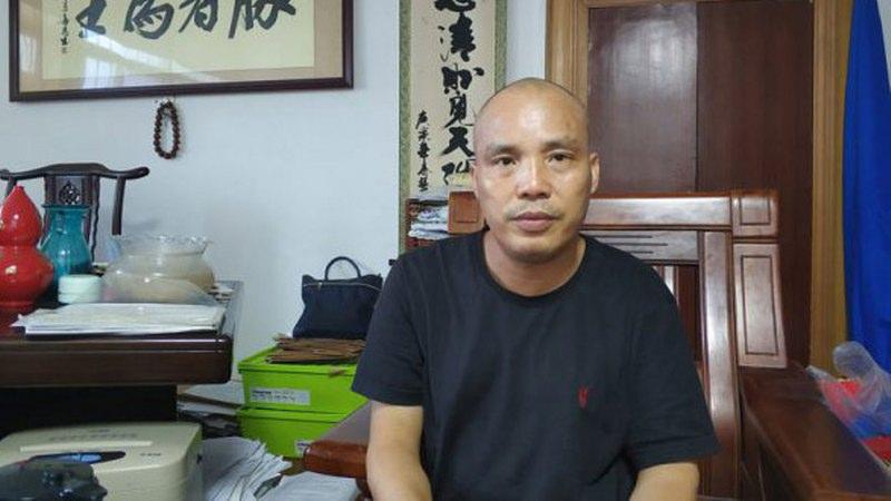 """广西人权律师覃永沛被以""""煽颠""""罪名正式逮捕"""