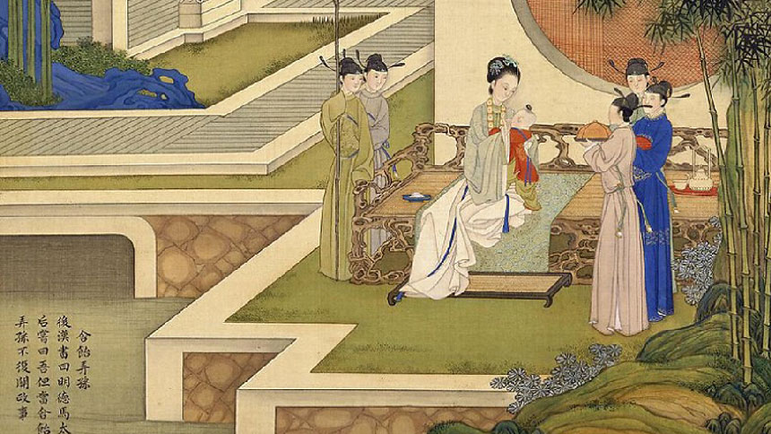她10岁总理家务  一生没有生育  却成为盛世后宫之主