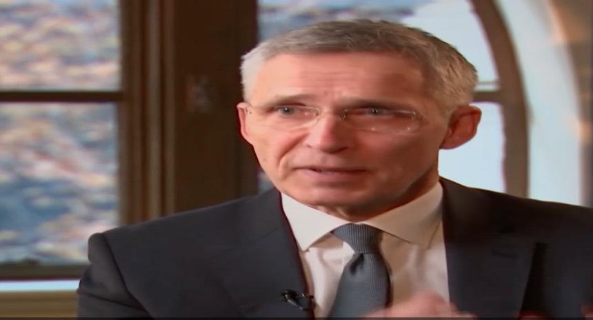 北约秘书长:美国仍是北约一个非常强有力的支柱