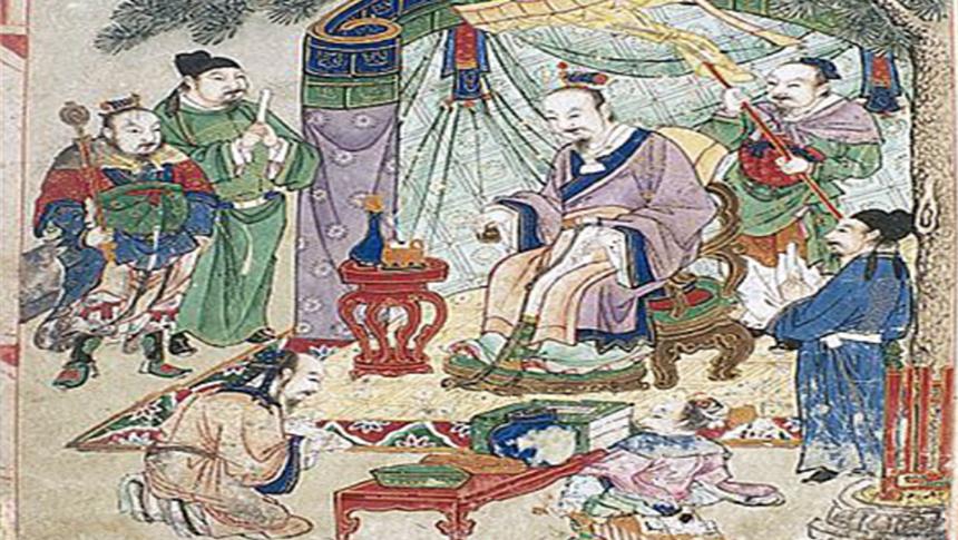 补遗雷公炮制便览(图片:明万历19年辛卯(1591)彩绘稿本)