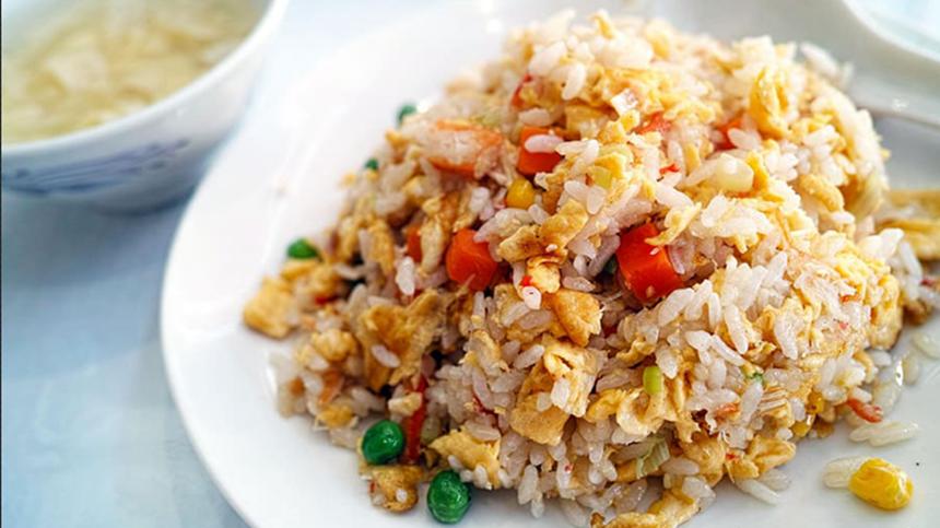 炒饭、蛋炒饭(图片:pxfuel)