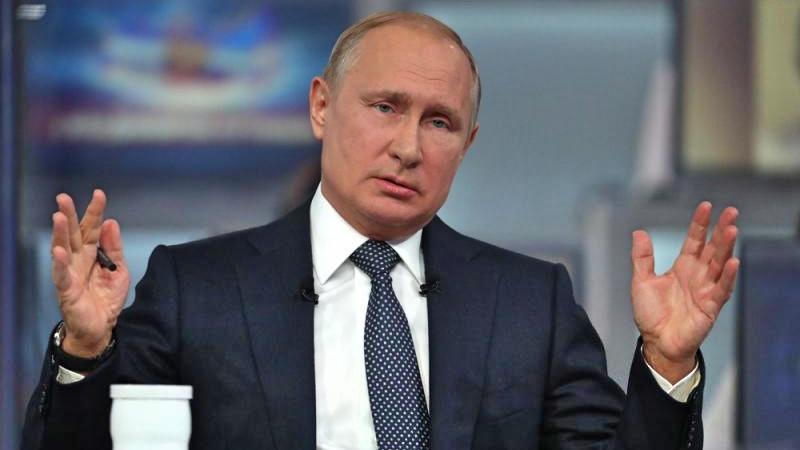 普京提议修宪削弱总统权力 或为延续卸任后影响力