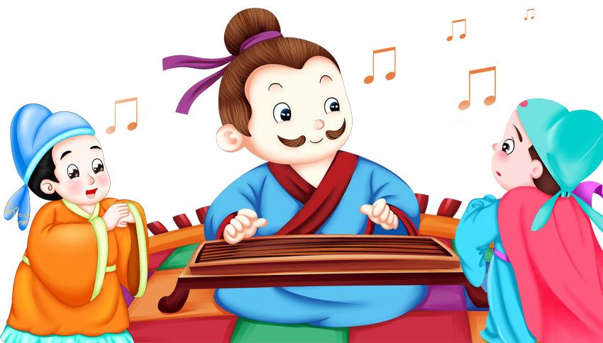 文昭:古琴的故事-—心胸宽广的周瑜和多才多艺的孔明