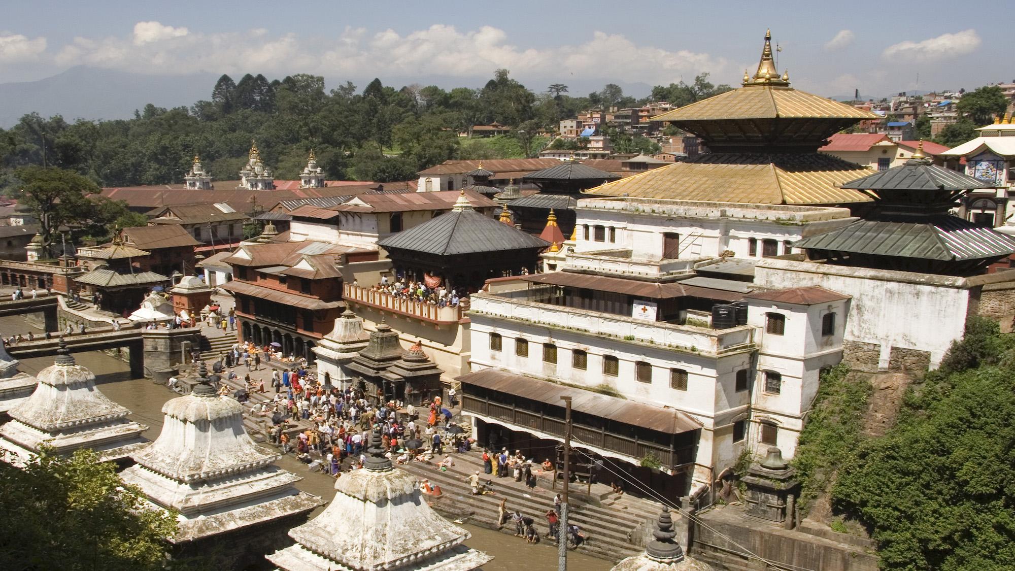 神秘而古老的佛国:尼泊尔王国