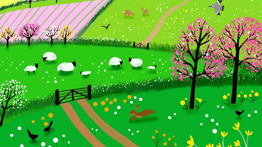南阳,气候温和,土地肥沃,水源充足,农牧业极为发达,人民生活十分富裕(授权图片)