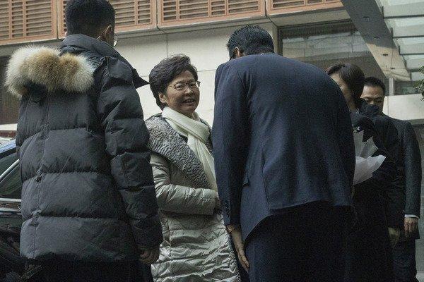 李克强见林郑称肯定 韩正张晓明王志民在场