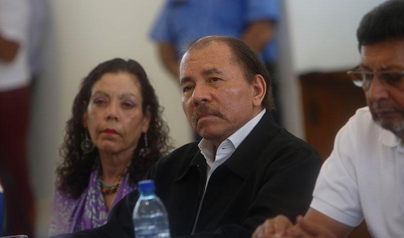 美國對腐敗國尼加拉瓜總統之子再祭製裁