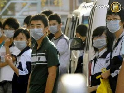廣州一中學爆發甲型流感  114學生感染