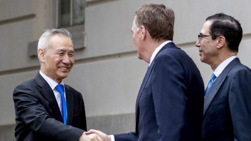 白宫:中美未就降关税达成新协议 采购部分含保密文本