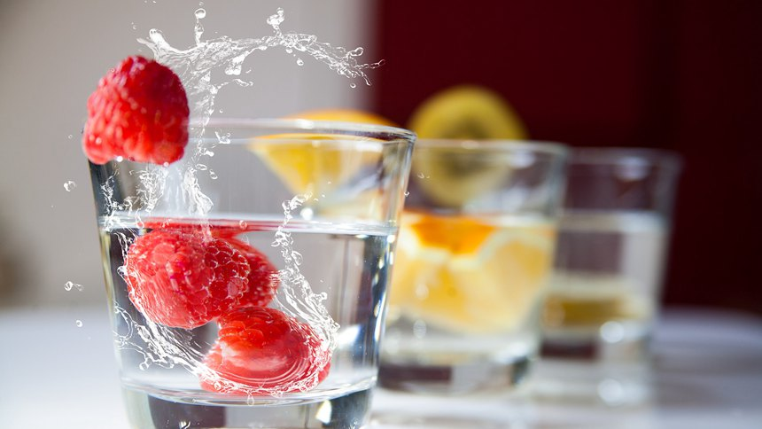 早起一杯水(pixabay)