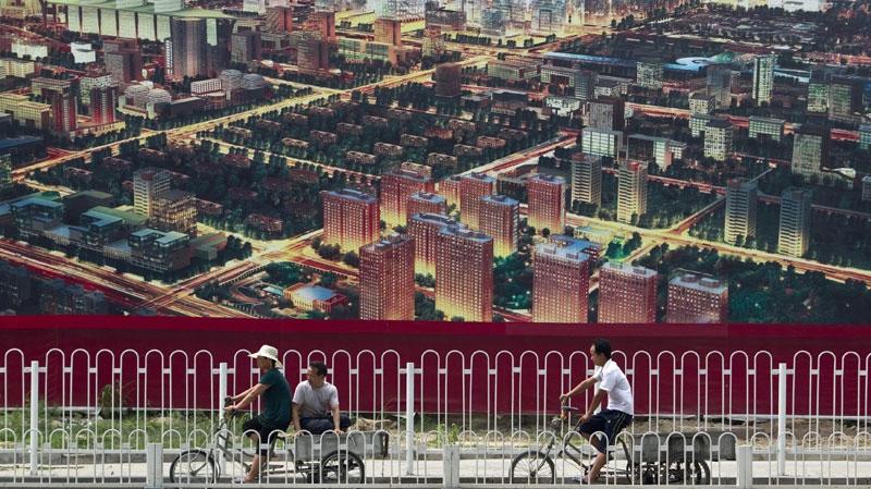 中国今年前10月卖地收入超5万亿