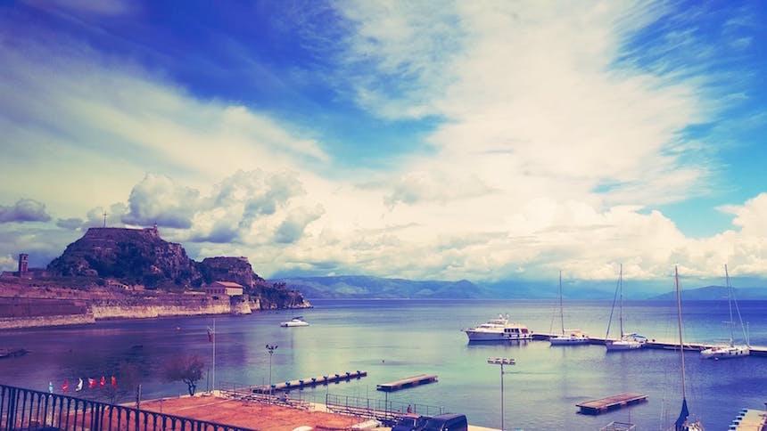 希腊十佳家庭度假胜地