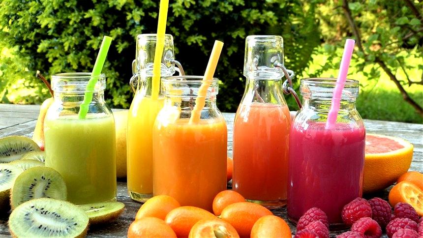 果汁、果饮  (图片: pixabay)