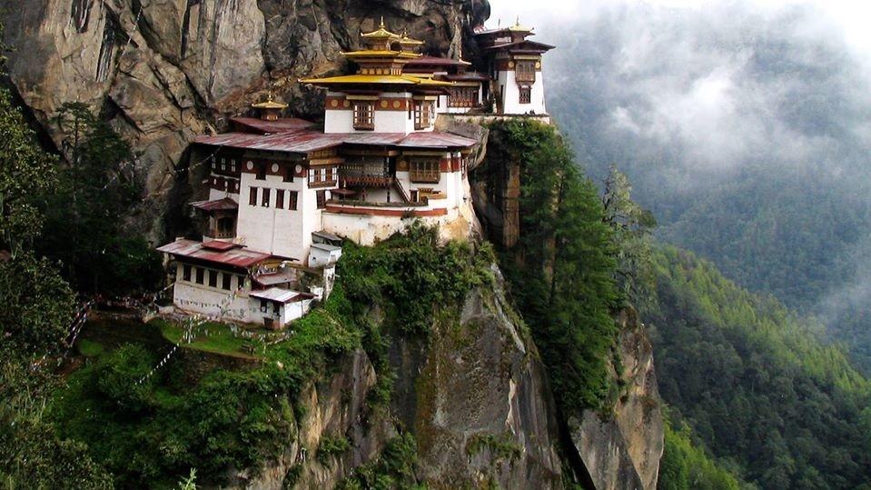 世界上最快乐的国家 不丹王国