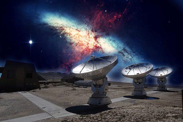 宇宙深处检测到神秘电波信号,难道有外星人在和我们「打招呼」?