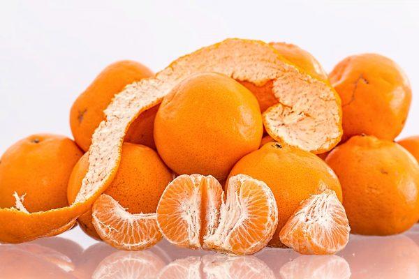橘子(pixabay)