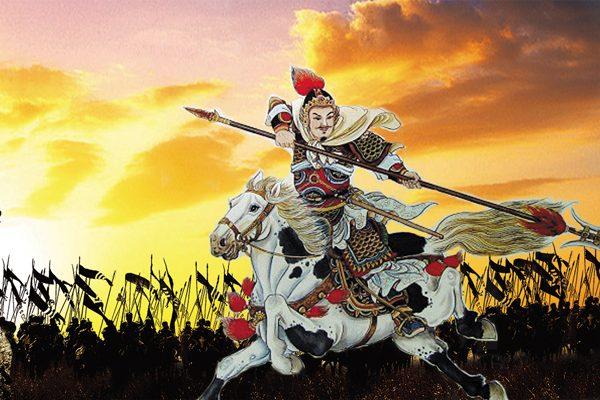 从穷小子到唐朝战神,他上马杀敌,下马写书,妻子苦守寒窑十八载盼其归