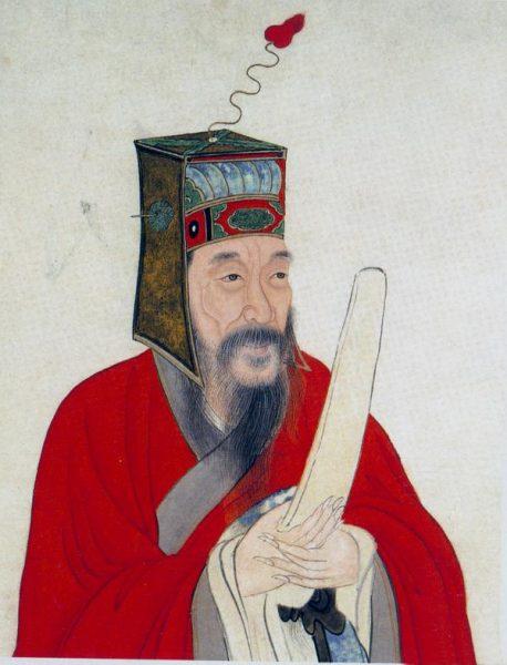 王阳明(图片:维基)