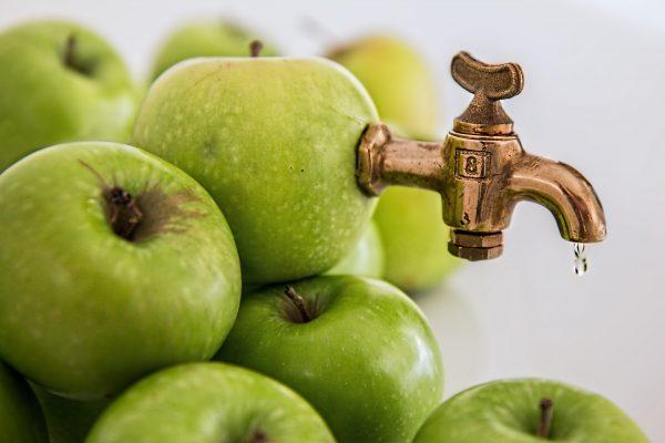 鲜榨果汁(pixabay)
