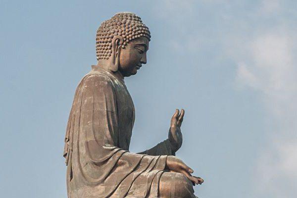 香港大屿山天坛大佛像。(示意图)(图片:维基)