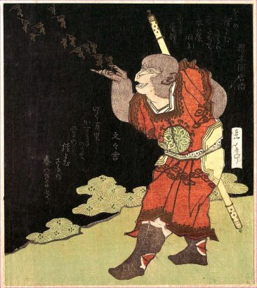 孙悟空(图片:Wikimedia Commons)