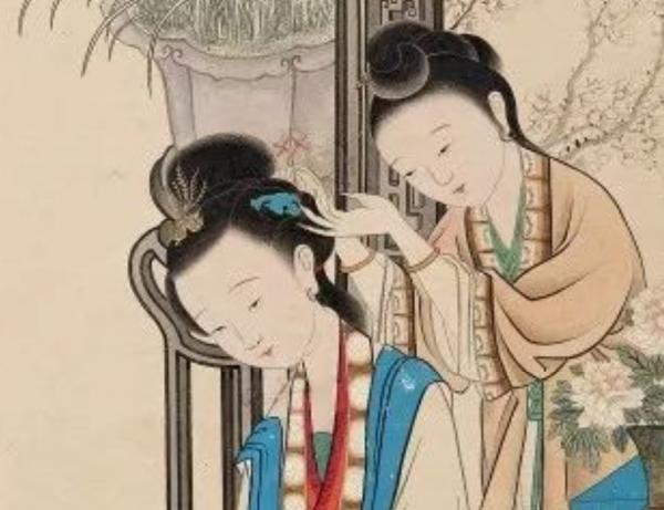 看看中国古代这些女子发髻, 真是美不胜收!