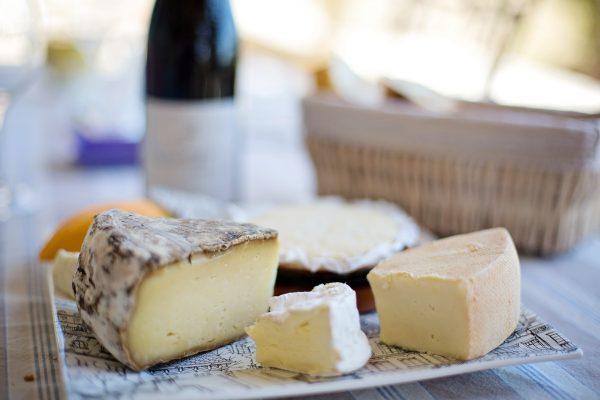法国奶酪(pixabay)