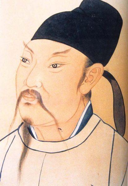 李白(图片:维基)
