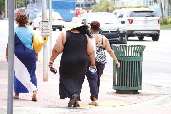 肥胖已经是社会问题了(pixabay)