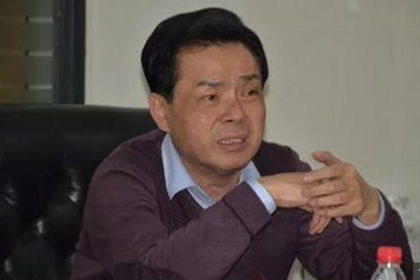 蘭州市原政協主席俞敬東(網絡圖片)