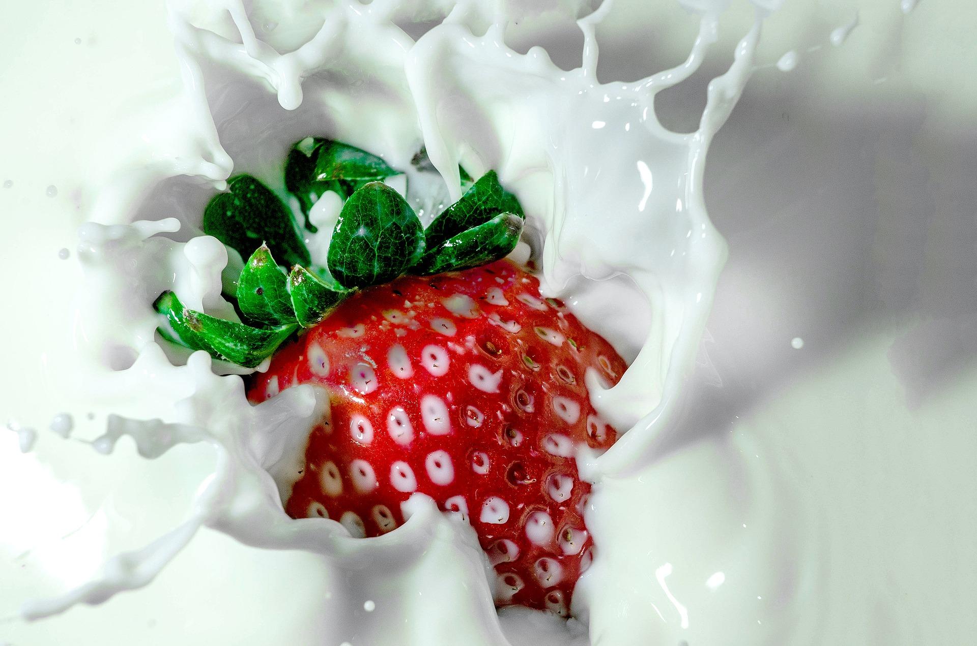 牛奶(pixabay)