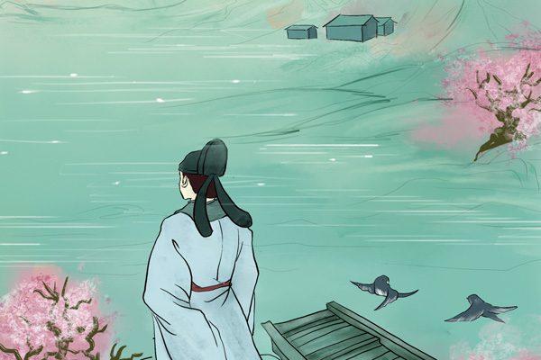 梦与现实,孰真熟幻? 白居易游寺院的时候并不知道友人与自己同游