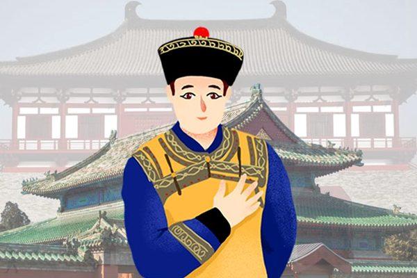 第二世投胎于河南省古洛阳一叶姓官宦人家,名叶文国(图片:希望之声合成)