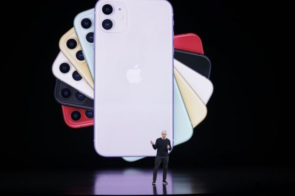 apple iPhone11不同顏色