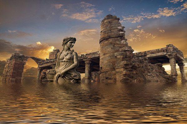 失落的神秘王国:伟大辉煌的亚特兰蒂斯文明 结局让人沉思!(上)