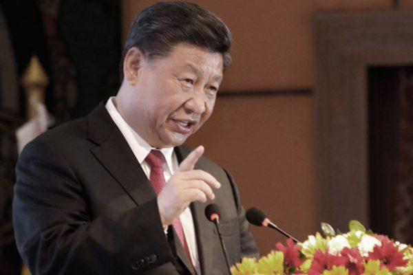 習近平:任何人企圖在中國任何地區搞分裂,結果只能是粉身碎骨。(美聯社)